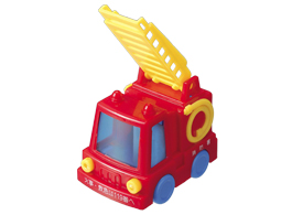 消防車型鉛筆削り